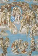 Vaticano--Capilla Sistina--El Juicio Universal--Michelangelo - Vaticano (Ciudad Del)