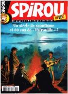 BD Spirou N° 3602 Du 25 Avril 2007 - 68 Pages Pleines D'humour - Spirou Magazine