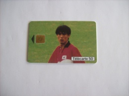 WORLD CUP France 98  - Football - MUYNG BO HONG ( Coree )  Cartes France 50 Unités Collection   - Voir Photo ( 38 ) - Sport