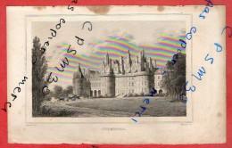 Eaux Fortes - CHAMBORD - 41 Loir Et Cher - Rauch Del. / Nyon Je Sc. - Estampes & Gravures