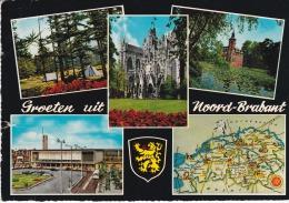 Holanda--Noord Brabant--1968---Cachet-Holanda Y Francia--a, Nimes, Francia - Otros