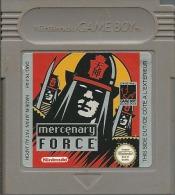 - JEU GAME BOY MERCENARY FORCE - Nintendo Game Boy