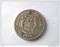 1 Rupee 1997 - SEYCHELLES - Superbe - - Seychelles
