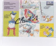 CP - Picsou - Magazine 1990 (multivues) - Disney