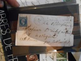 Lot Du 13.12.13-31_fragment De Gc 427 - 1862 Napoléon III.