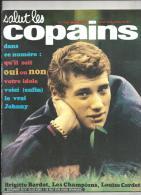 Salut Les Copains Enfin Voici Le Vrai Johnny Hallyday Réedition De 1963 Offert Par Vidéo 7 En 1993 - Kranten