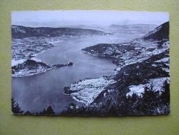 TALLOIRES MONTMIN. Vue Sur Le Lac D'Annecy. - Talloires