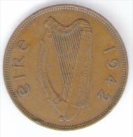 IRLANDA PENNY 1942 - Irlanda