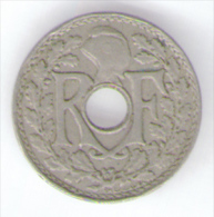 FRANCIA 5 CENTIMES 1924 - Francia