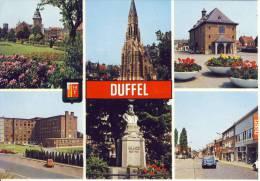 Duffel  Groeten Uit... JvdB-kaart - Duffel