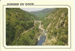 Les Gorges Du Doux (07) Entre Tournon Et Lamastre. - France