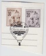 Latvia Hot Air Ballon Festival 1992.06.8-11 - Lettonie