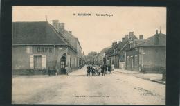 GUEUGNON - Rue Des Forges (animation) - Gueugnon