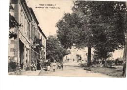 47-----TOMBEBOEUF-- Avenue De Tonneins--voir 2 Scans - France