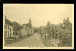 Laneffe  :  Route De Philippeville - Walcourt