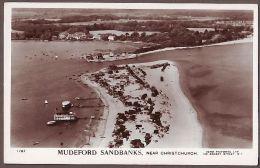 Hampshire  MUDEFORD  SANDBANKS  RP   H111 - Angleterre