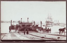 Hampshire  PORTSMOUTH  Duchess Of York Gosport Floating Bridge  RP   H113 - Portsmouth