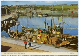 WICK : THE HARBOUR - Caithness