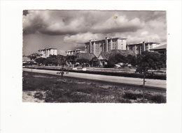 Congo - Léopoldville, Avenue Albert 1er, Buildings Pour Fonctionnaires - Kinshasa - Léopoldville