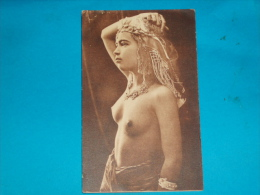 Nus ) Afrique Du Nord - Femme Du Sud-algérien  - N° 8004-   -  Année  - EDIT - - Afrique Du Nord (Maghreb)