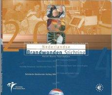 Euro 2004 Nederlandse Brandwonden Stichting Unc - Netherlands