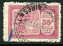 Argentine Y&T PA 9 ° - Panama