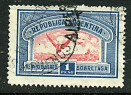 Argentine Y&T PA 15 ° - Panama