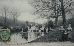 MONCEAU-SUR-SAMBRE -  CHATEAU - PETITE CASCADE ANIMEE - Charleroi