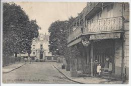 Corbeil, Sous Prefecture, Café, Pub Absinthe Mouchotte - Corbeil Essonnes