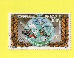 REP. DU MALI ,,,  ANNEE   PREOLYMPIQUE   ,,, **  300  F. ** ,, POSTE 1983 ,, PA. ,,TBE - Mali (1959-...)
