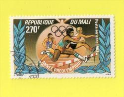 REP. DU MALI ,,,  ANNEE   PREOLYMPIQUE   ,,, **  270  F. ** ,, POSTE 1983 ,, PA. ,,TBE - Mali (1959-...)