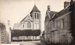 60 Gouvieux, L'eglise - Gouvieux