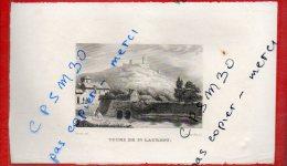 Eaux Fortes - TOURS DE St LAURENT - ?? 46 Lot ?? - Rauch Del. / Skelton Sc. - Estampas & Grabados