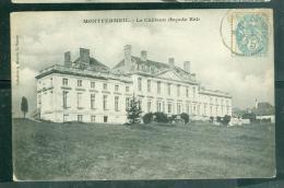MONTFERMEIL    -   Le Chateau Façade Est  Daf120 - Montfermeil