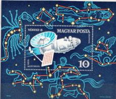 Hungary MNH SS - Space