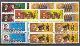 STAMP USSR RUSSIA Mint (**) 1989 Set Circus Tiger Clown Acrobat Durov Kio - 1923-1991 URSS