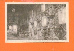 14 THAON : Vieille église Romane De THAON - Arcades De La Nef - France