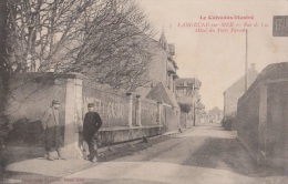 LANGRUNE SUR MER 14 ( RUE DE LUC HOTEL DU PETIT PARADIS )  1916 - Otros Municipios