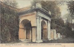 RUINES    DE L'ANCIEN PALAIS DES PRINCES DE LORRAINE            1908                                               1907 - Morlanwelz