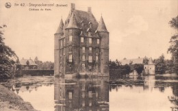 Steenokkerzeel Steynockerzeel (Brabant) Château De Ham - Steenokkerzeel