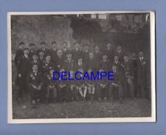 3 Photos Anciennes - MONTMORENCY - Lot Représentant La Fanfare De La Société Saint Martin Dans Les Années 30 - Luoghi