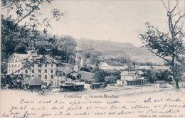 Cossonay Gare, Grands-Moulins (258) - VD Vaud