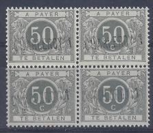N°TX9A MNH ** POSTFRIS ZM/TB/VF ZONDER SCHARNIER COB € 420.00 SUPERBE - Stamps