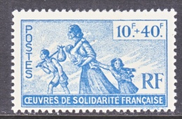 France B 7  * - Alphee Dubois