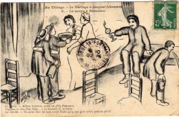 86 - AU VILLAGE - Le Mariage à Jacquet Lhoumià - La Soupe à Reveillon - Non Classés