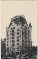 Rotterdam: Witte Huis (1907) - Straatscene - Holland / Nederland - Rotterdam
