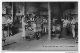 Mettray Indre Et Loire Maison Correction Forge Serrurerie 1910 état Superbe TOP - Mettray