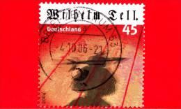 GERMANIA - USATO - 2004 - 200 Anni Rappresentazione Del Guglielmo Tell - Scena - 45 - Usados