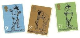1973 - Gran Bretagna 684/86 Cricket, - Cricket