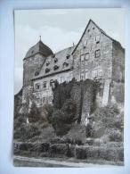 Germany: Weißensee (Kr. Sömmerda) - Runnenburg - 1980's Unused - Weissensee